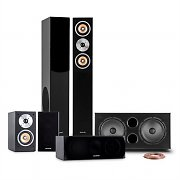 auna Linie 501 BK 5.1 Home Cinema Sound System 600W RMS