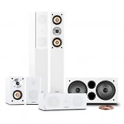 auna Linie 501 WH 5.1 Home Cinema Sound System 600W RMS