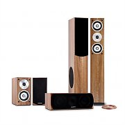 auna Linie 501 WN 5.0 Home Cinema Sound System 350W RMS
