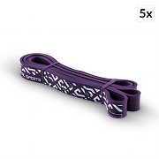 Capital Sports Resistor Set Pull-up Band Resistance Level 5 (11 - 36 kg) Purple
