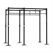 CAPITAL SPORTS Dominate R 293.179 Base Rack 6 x Pull-Up Station 2 x Squat Station