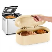 Klarstein Cookie Monster Bread Baking Set 550W Bread Maker 14.5 Litre Bread Box