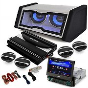 auna 4.1 Car Hifi Set 'MovieMedia 600'