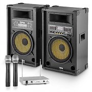 "PA Party Set ""Yellow Star 12"" 