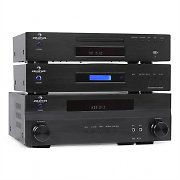 Auna 'Supreme Plus' Surround Sound Receiver, CD Player &amp; Internet Radio System