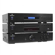 Auna 'Supreme' Receiver, CD Player & Internet Radio Hifi Set