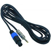 Jack to PA Speakon Cable - 5m