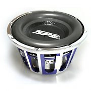 B-Stock - SPL 10&quot; 800 Watt Car Hifi Car Subwoofer Bass Speaker