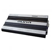 AUNA 10,000 Watt 6-Channel Bridgeable Car Hifi Amplifier