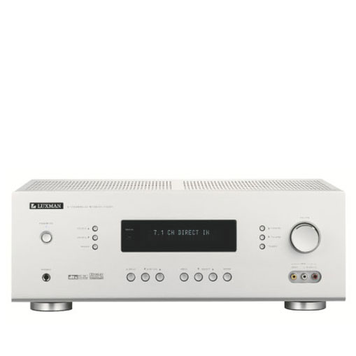 Luxman LR-6500 7.1 Home Cinema Receiver Amplifier Dolby DTS: Click to enlarge image!