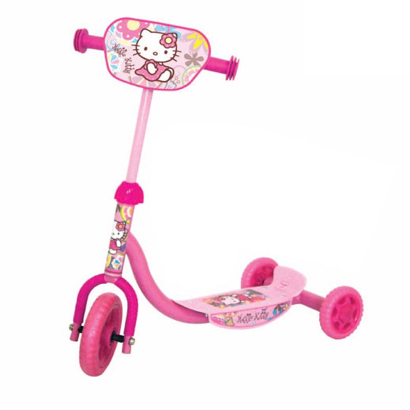Hello Kitty Scooter Helmet Hello Kitty Scooter With