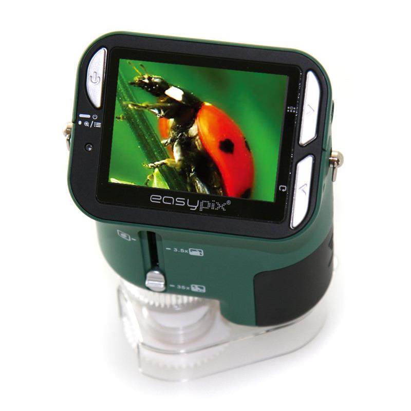 Easypix Digiscope Digital Microscope with photo/video USB: Click to enlarge image!