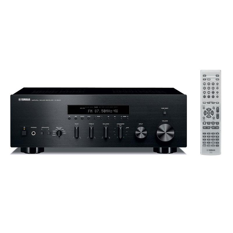 Yamaha R-S500 Hifi Stereo Amplifier Bi-Amping Pure Direct: Click to enlarge image!