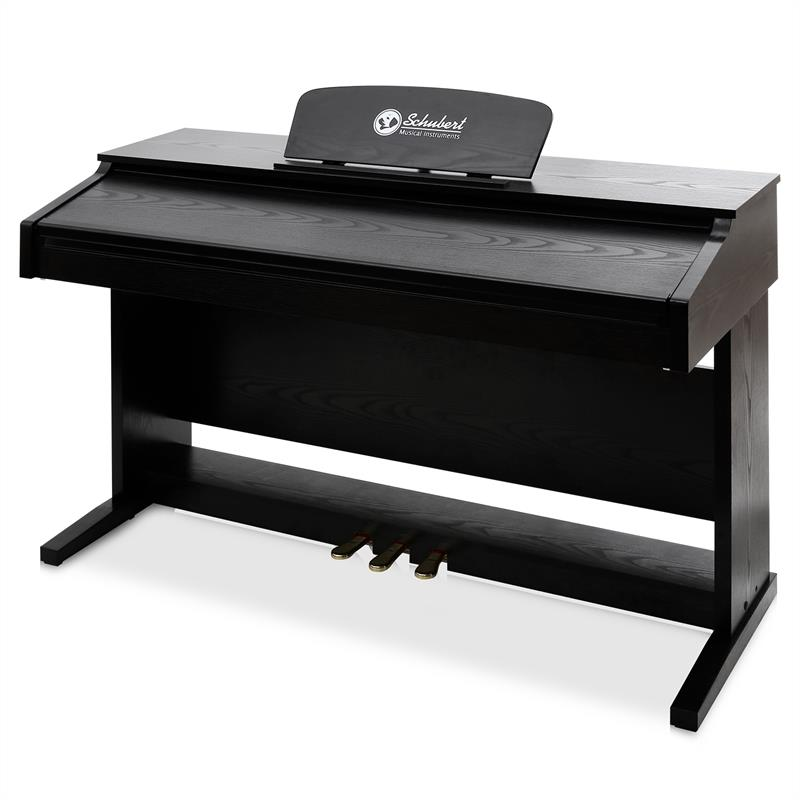 schubert 88 key pro midi electronical keyboard standing. Black Bedroom Furniture Sets. Home Design Ideas