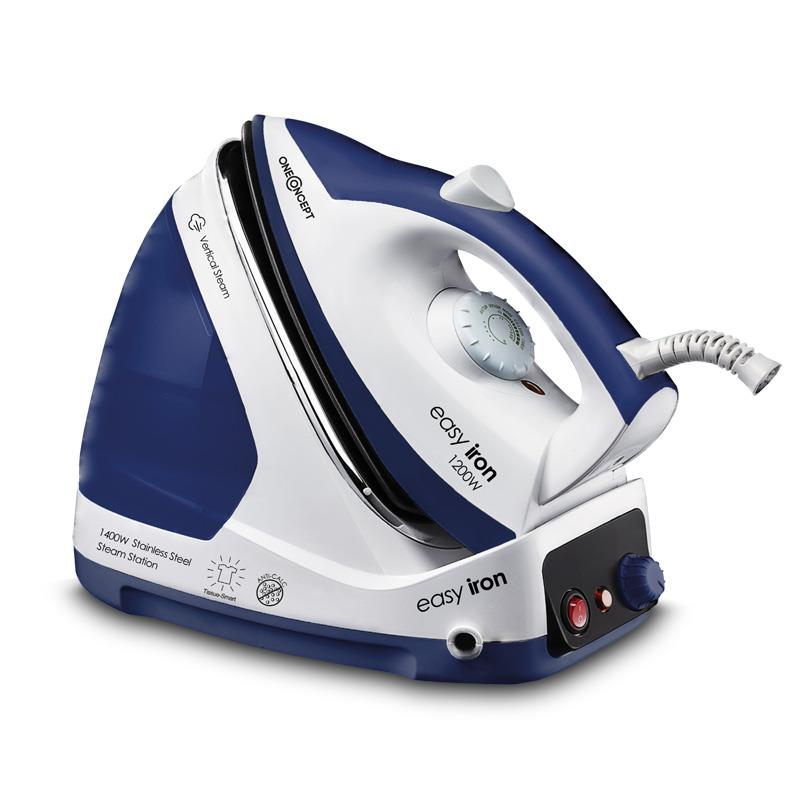 Steam Ironing Iron With Steaming Station