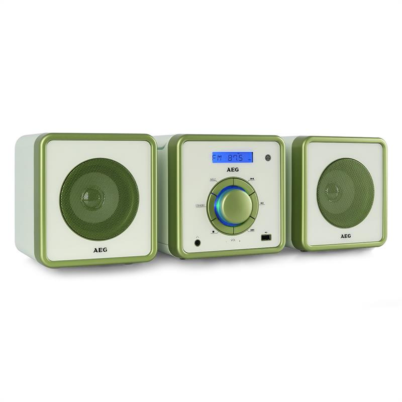 mini hifi stereo speaker sound system cd player mp3 usb aux fm alarm clock radio ebay. Black Bedroom Furniture Sets. Home Design Ideas