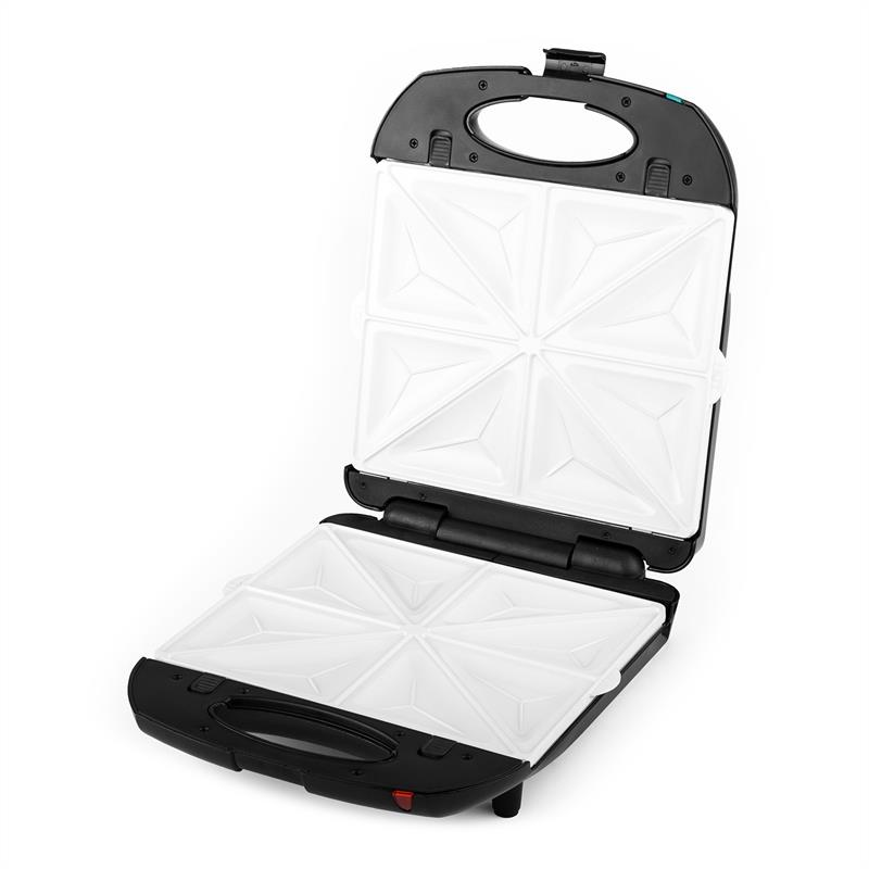 3 in 1 sandwich maker xxl waffle cheese toaster grill hot plate 3 1300 w black ebay. Black Bedroom Furniture Sets. Home Design Ideas