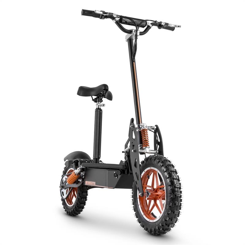 Takira Tank Type 1000TTX Electric Scooter Cross Country 36V 1000W 32 km / h 20 km