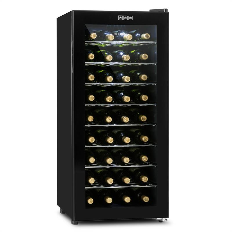 Klarstein Vivo Vino Thermoelectric Wine Cooler 36 Bottles