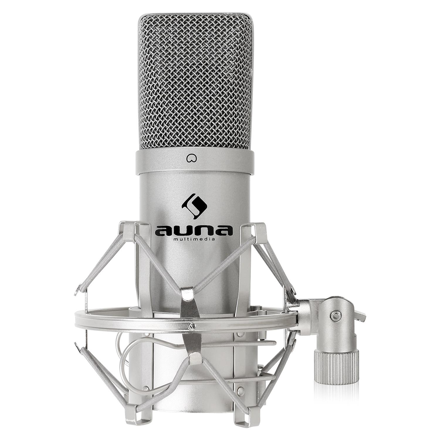 auna mic 900s usb microphone set for studio home voice recording professional ebay. Black Bedroom Furniture Sets. Home Design Ideas