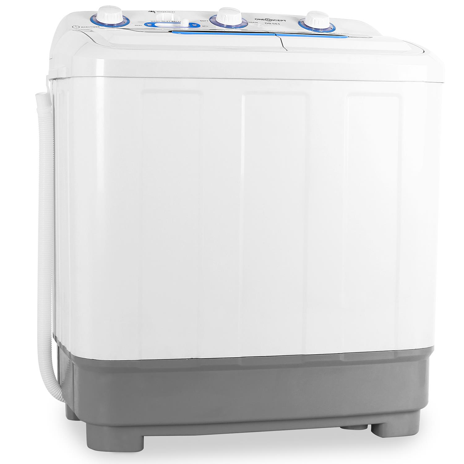 Mini Washing Machines Mini Washing Machine By Oneconcept Spin 48kg Max Portable Camping