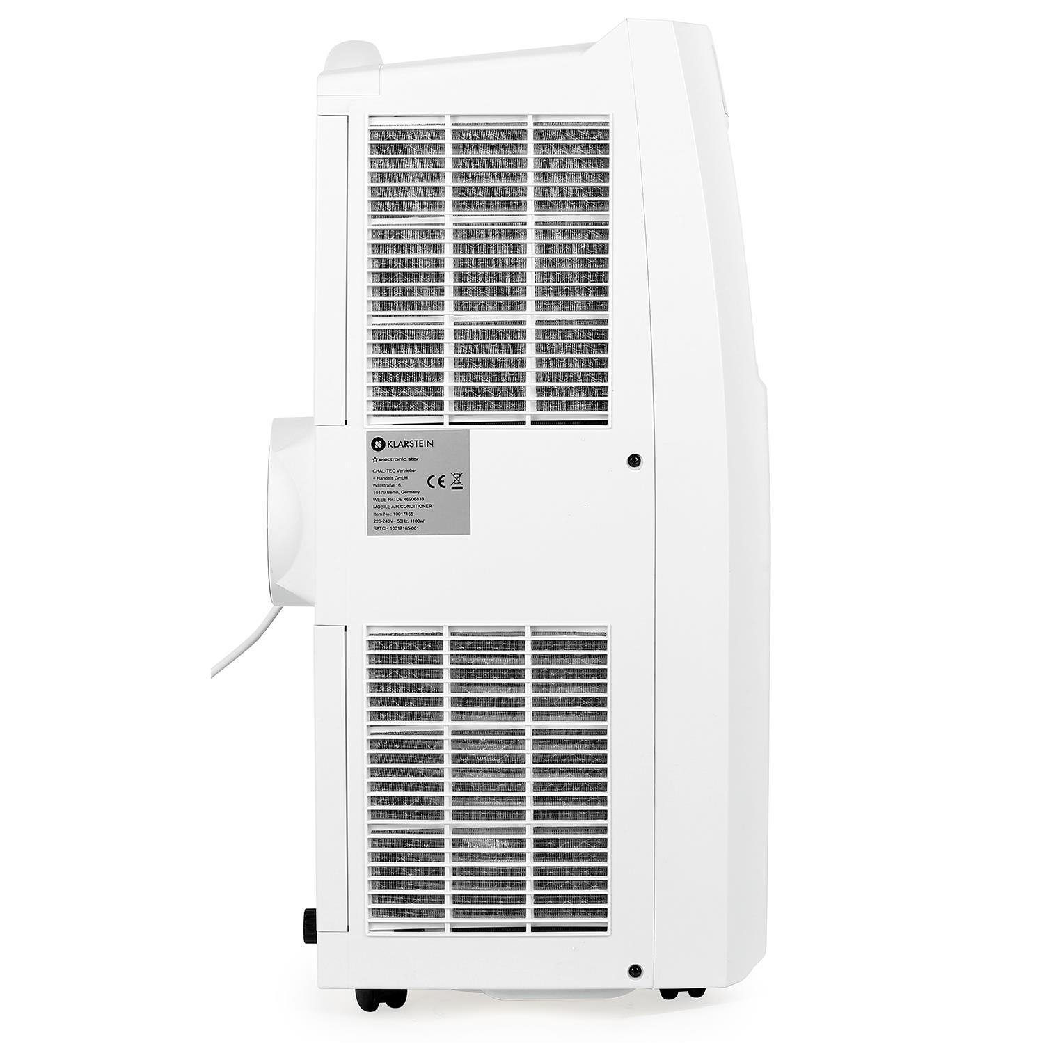SILVER or WHITE AIR CONDITIONING UNIT 1100W COOLER FAN DEHUMIDIFIER #676664