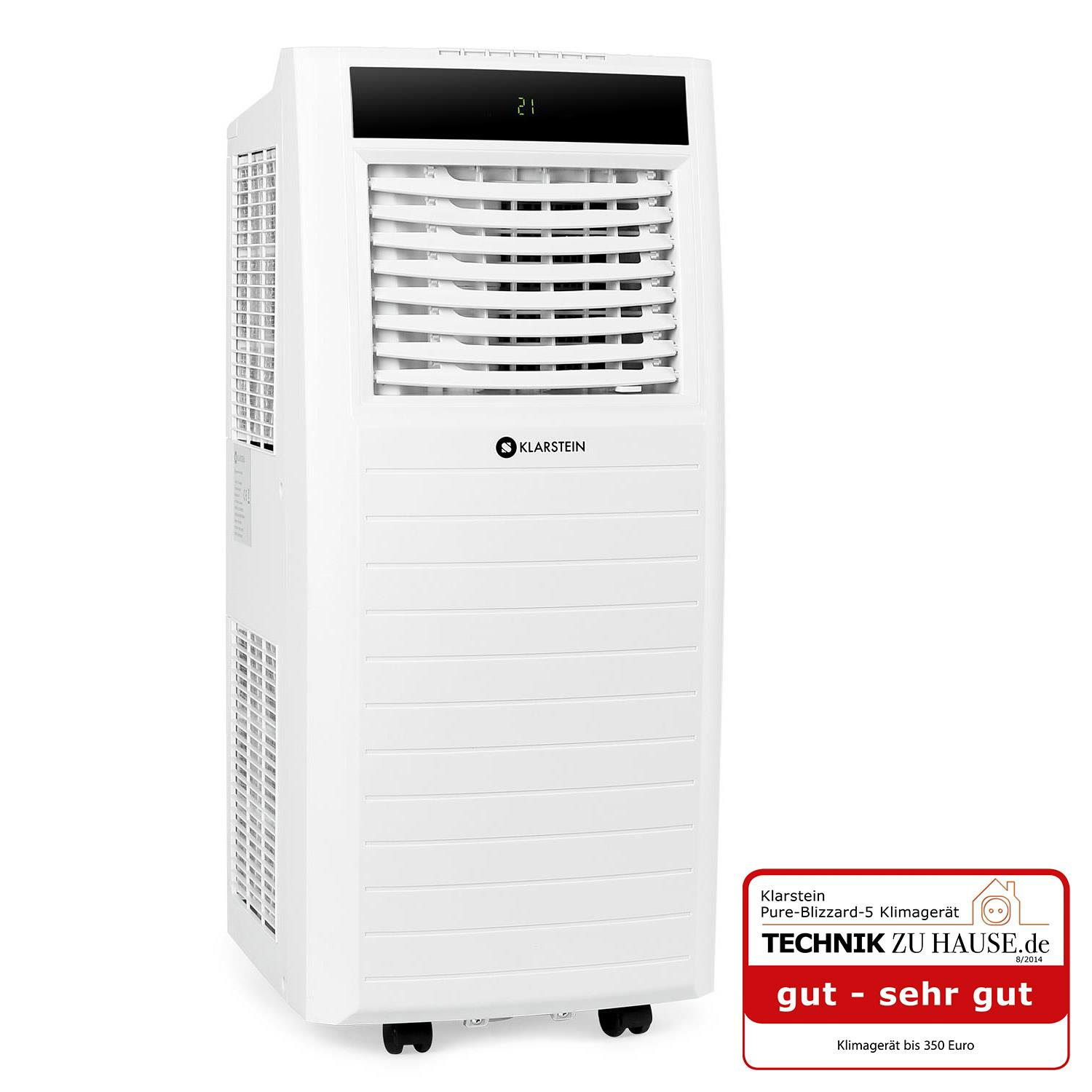 Mobile Black Silver Or White Air Conditioning Unit 1100w