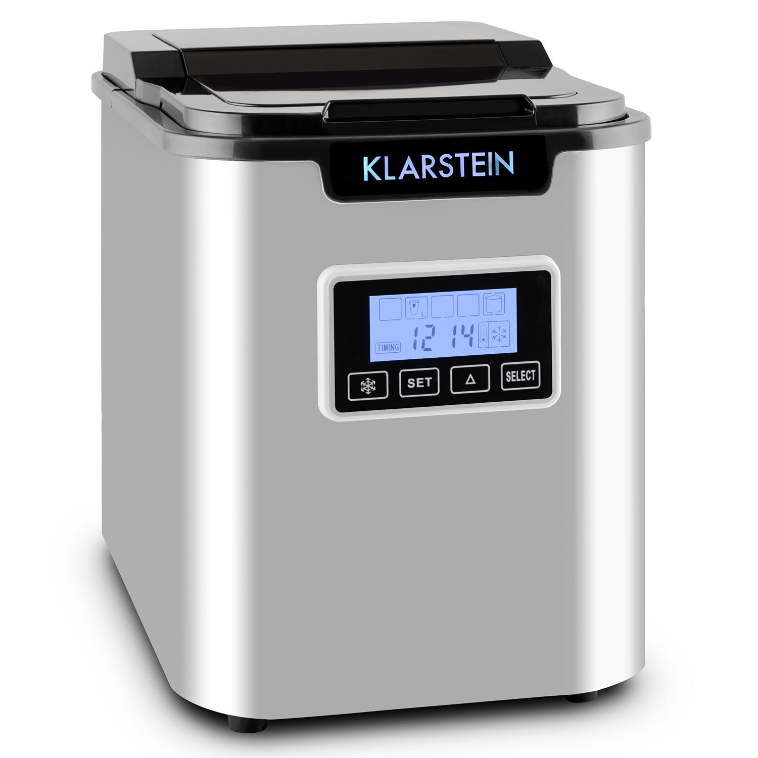 Klarstein Ice6 Icemeister Bar Restaurant Ice Cube Maker