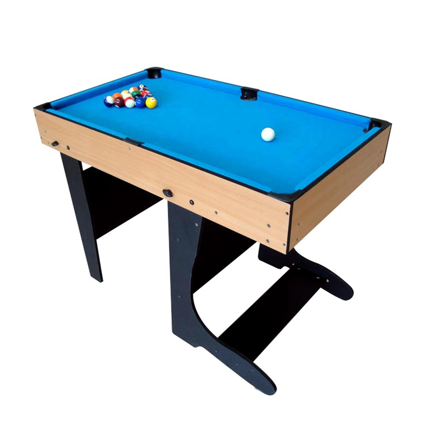 Riley 4 in 1 game table foldable 12 games air hockey for 10 in 1 table game