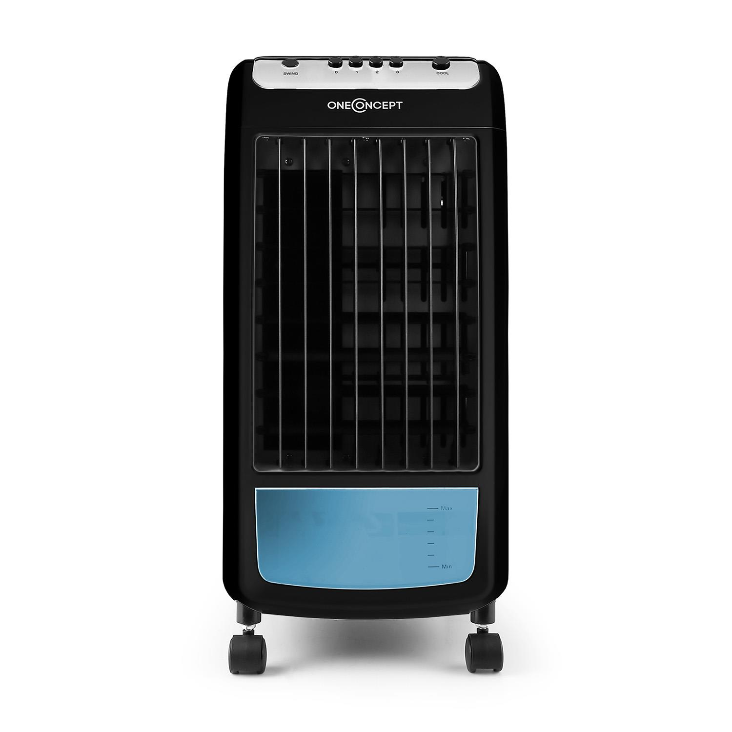 Portable Water Cooler Systems : Portable in water ice air evaporating cooling