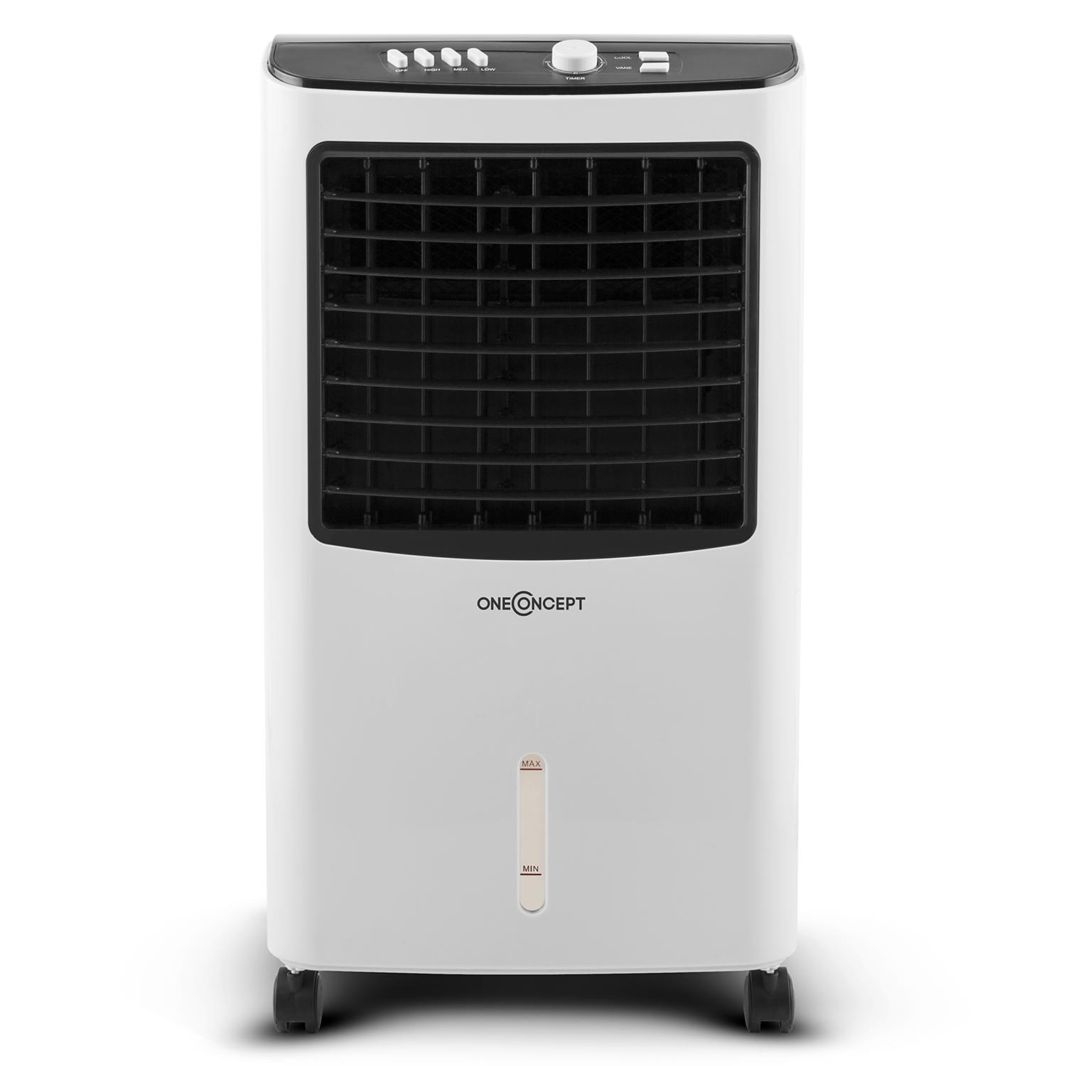 New Portable Air Cooler Fan Cooling Machine Remote Timer