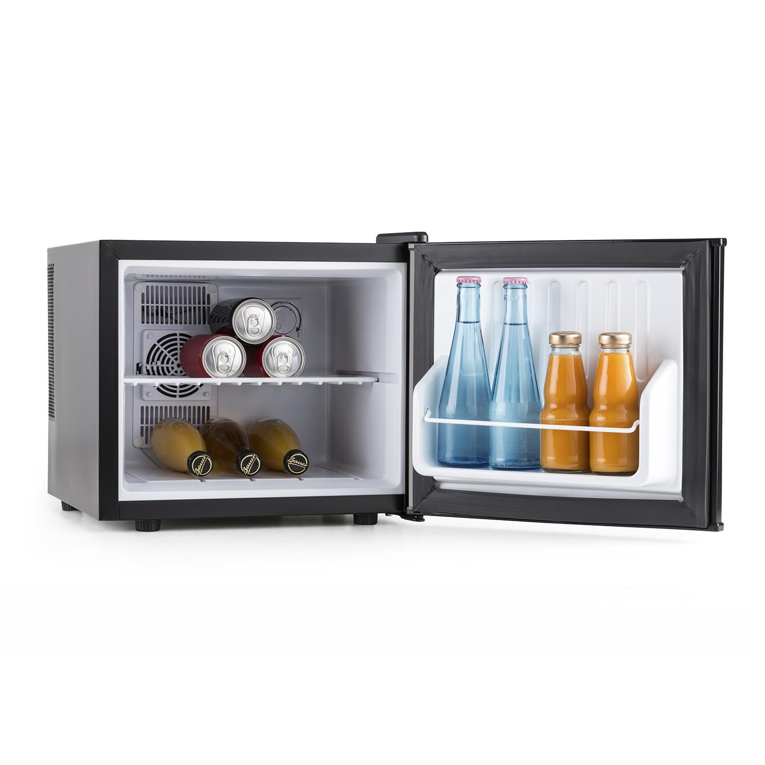 Mini fridge compact bar hotel home kitchen counter for Kitchen set mini bar