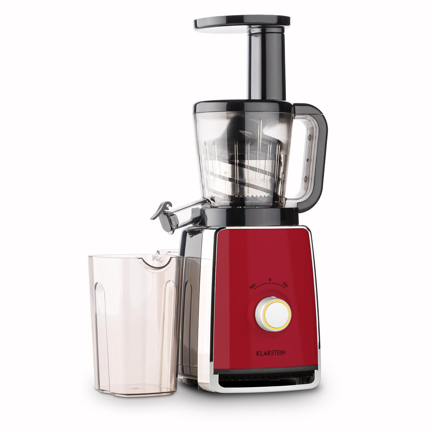 KLARSTEIN SLOW JUICER ELECTRIC TABLE TOP KITCHEN MACHINE COLD PRESS FRUIT JUICE eBay
