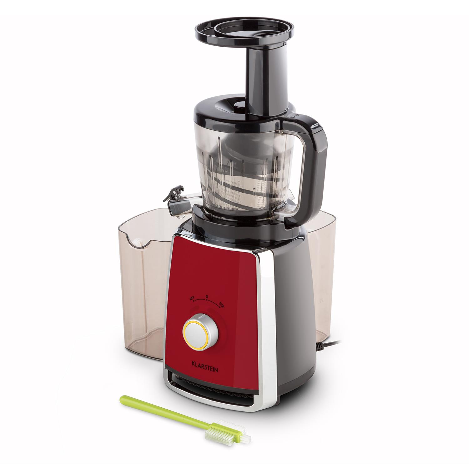 Klarstein Slow Juicer 400w : KLARSTEIN SLOW JUICER ELECTRIC TABLE TOP KITCHEN MACHINE COLD PRESS FRUIT JUICE eBay